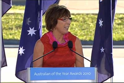 Australian Of The Year & Atherton Tablelands